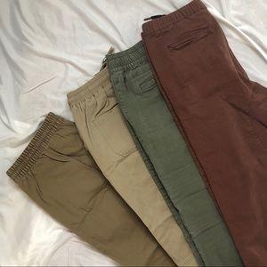 Other - Bundle of 4 Men's Jogger Pants   Fits size Large